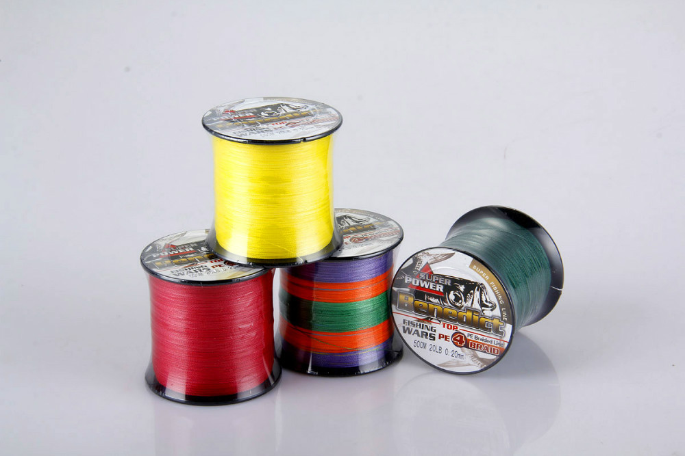 fishing line 500Meters PE Super Strong Japanese Multifilament Material Braided Fishing Line 4x 6-80LB wires saltwater for sea шина nokian rotiiva at 275 60 r20 115h
