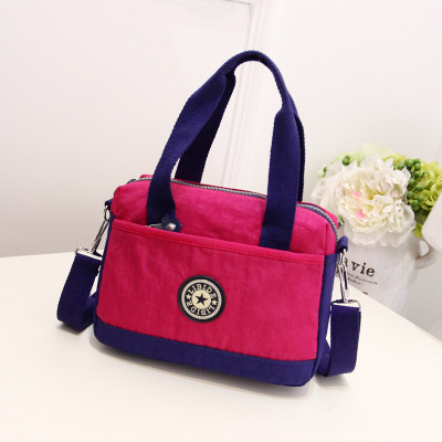 New Nulti-use Women Shopping Bags!Hot Lady Casual Shopping Shoulder&Handbags All-match Fresh Carved One-shoulder Cross Handbags