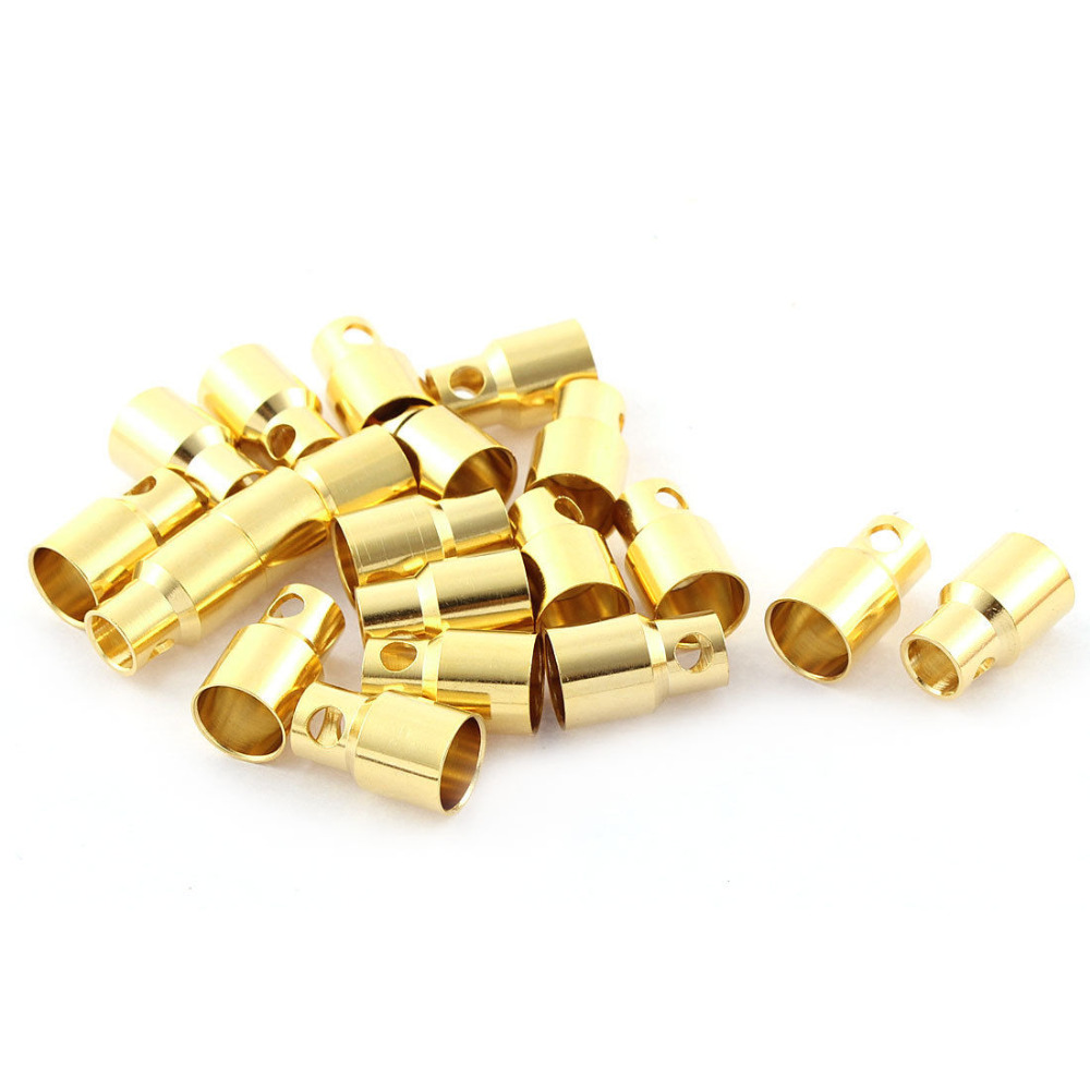 1 Pairs 8mm Bullet Male /& Female Banana with Gold Plated Connector