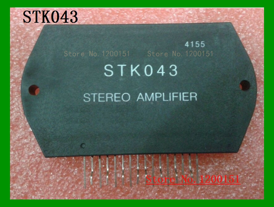 2pcs/lot STK043 MODULES2pcs/lot STK043 MODULES