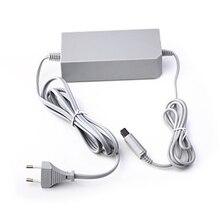 AC 110 В 240 В ЕС вилка настенный адаптер переменного тока зарядное устройство для Nintendo для консоли wii источник питания WII AC адаптер