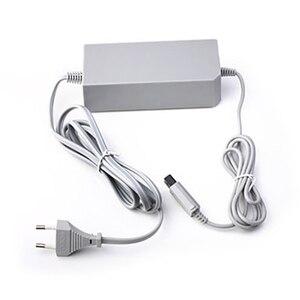 Image 1 - AC 110 V 240 V ue wtyczka ścienna adapter AC ładowarka zasilania dla Nintendo na wii konsola zasilania WII adapter AC