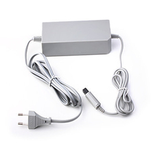 AC 110V 240V EU Plug Wall AC Adapter Power Charger For Nintendo For wii console power supply WII AC adapter
