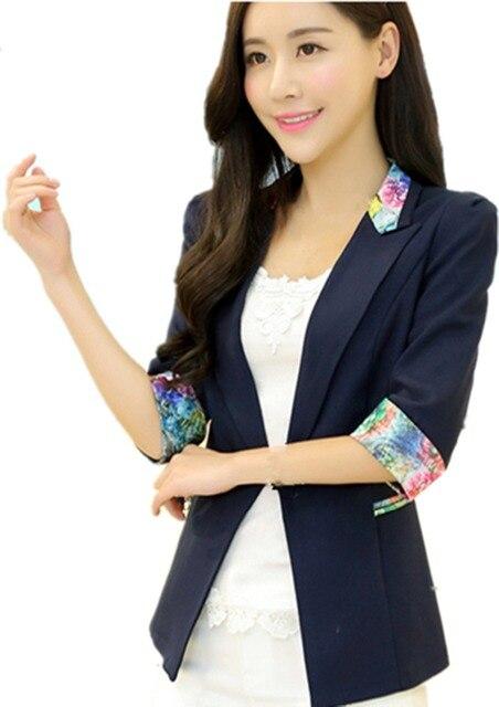 2016 primavera nueva sección mujeres moda marca de manga tres ...
