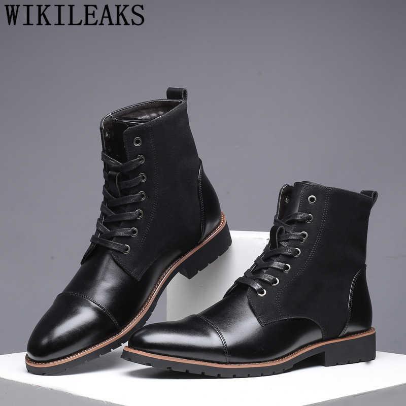 Luxury Winter Shoes Men Timber Land
