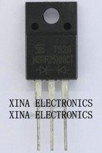 MBRF25100CT MBRF 25100CT 25A/100В TO-220F ROHS Оригинал 10 шт./лот бесплатная доставка комплект электроники