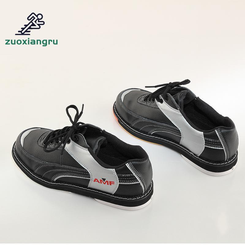 Nouvelle Arrivée Domestique Exportations À Haute Qualité Hommes de Chaussures De Bowling Avec Skidproof Sole Sneakers Respirant Hommes Chaussures