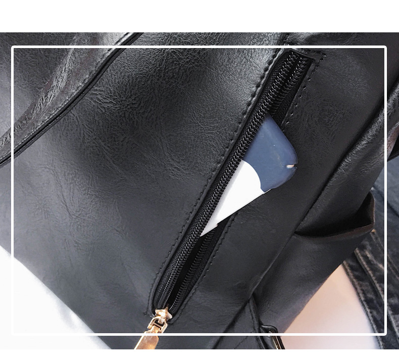 HTB1GhW0y4naK1RjSZFBq6AW7VXaN Retro Large Backpack Women PU Leather Rucksack Women's Knapsack Travel Backpacks Shoulder School Bags Mochila Back Pack XA96H