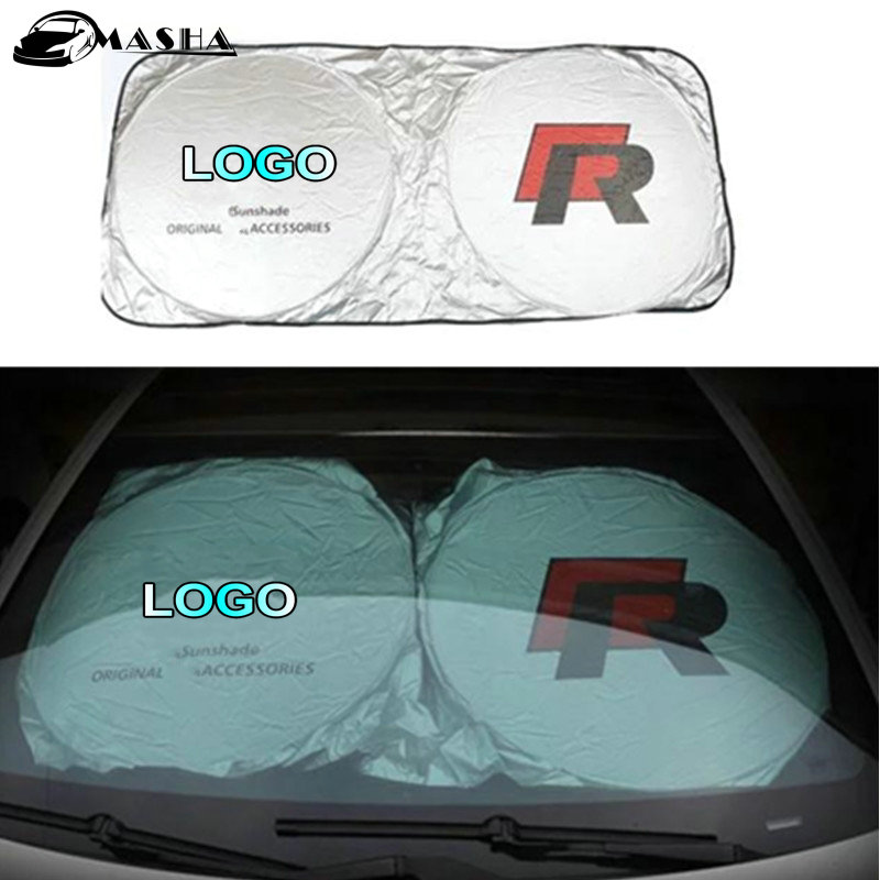Car styling Sunshade For VW polo 6r golf 3 4 5 6 7 passat b5 b6 b7 bora t5 jetta touran touareg tiguan caddy sharan mk4 mk5 mk6 beler car grey interior dome reading light lamp itd 947 105 fit for vw golf jetta mk4 bora 1999 2004 passat b5 1998 2005
