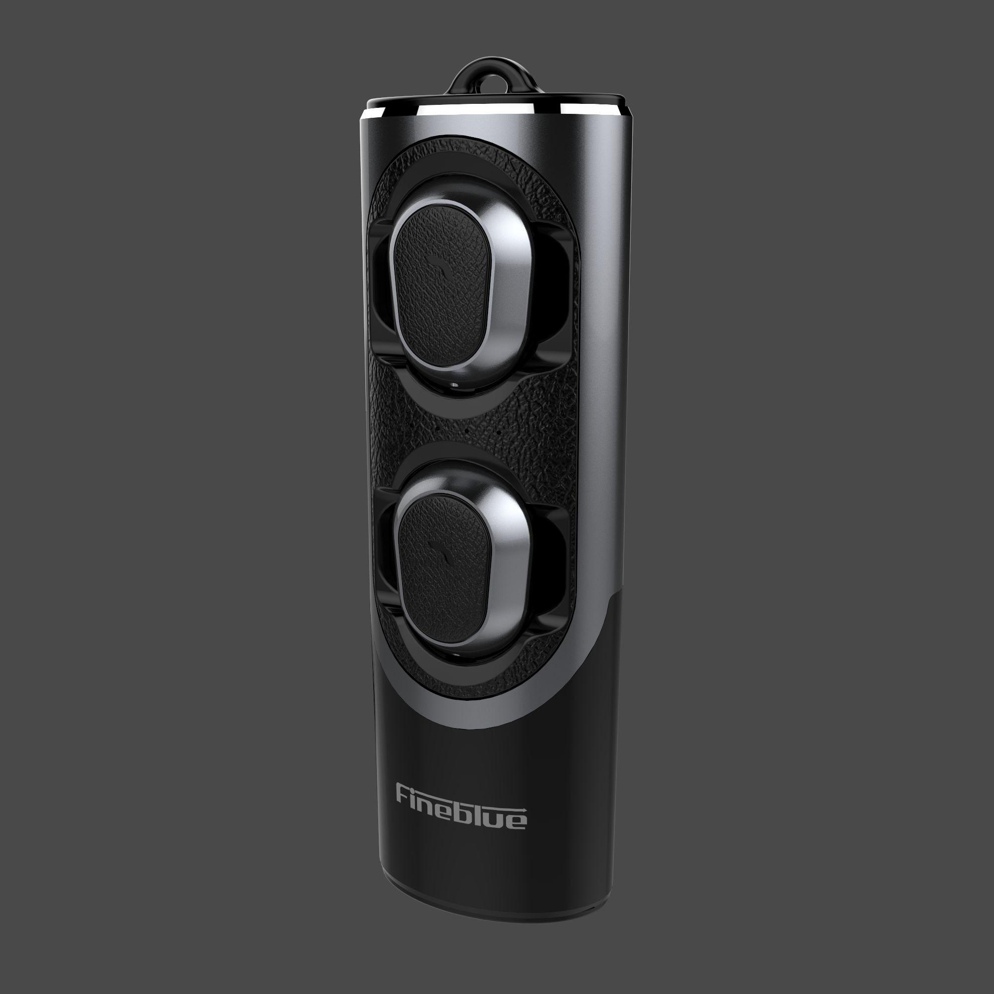 FLAIKATE écouteur sans fil pour iPhone téléphone intelligent tablette PC TWS Bluetooth V5.0 casque stéréo musique aimant mains libres écouteur - 3