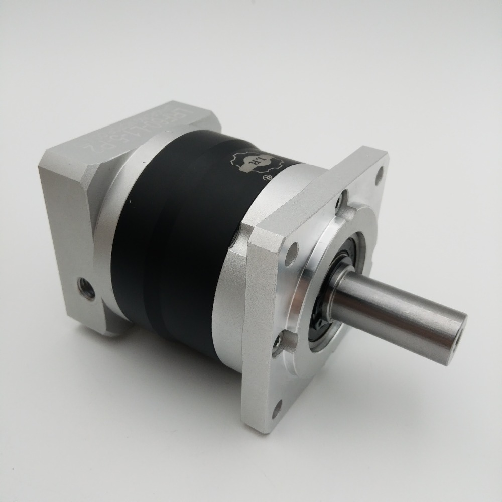 High Efficiency Speed Radio 50:1 Planetary Gearbox Reducer CNC Speed Planetary Reducer for NEMA42 Servo Motor LRF120-50High Efficiency Speed Radio 50:1 Planetary Gearbox Reducer CNC Speed Planetary Reducer for NEMA42 Servo Motor LRF120-50