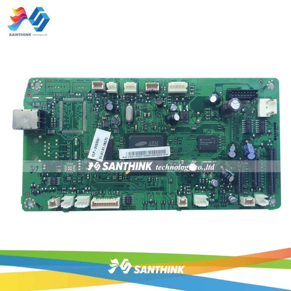 Main Board For Samsung CLP-315 CLP-325 CLP-326 CLP 315 325 326 Formatter Board Mainboard On Sale laser printer main board for samsung clp 310 clp 320 clp 310 320 clp320 clp310 formatter board mainboard logic board