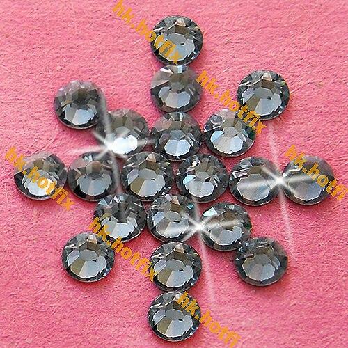 GENUINE Swarovski Elements ss12 Greige ( 284 ) 288 pcs Iron on 12ss Hot-fix  Flatback Glass Crystal Beads 2038 Hotfix rhinestones 845b862c15d2