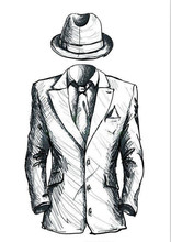 Exclusive casual blazer Slim Fit for men Blue