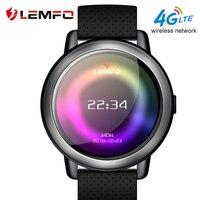 LEMFO LEM8 Смарт часы Android 7,1 LTE 4G Sim WI FI 1,39 дюймов 2MP Камера gps сердечного ритма IP67 Водонепроницаемый Smartwatch для Для мужчин Для женщин