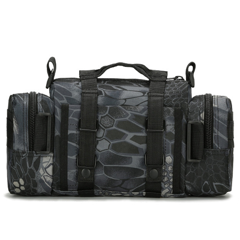 Outdoor Military Waist Bag Tactical Waterproof Molle Camping And Hiking Bakcpack Pouch Multifunctional Fishing Handbag Bolsa