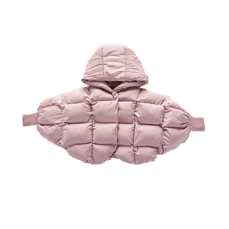 2017 Baby Girls Warm Down Coats Fashion Winter Jackets Children Clothing Hooded Cotton Overcoats Kids Parkas Cute Infant Outwear kids vest girl boy winter warm thicken vests baby down cotton coat waistcoat zipper hooded jackets for girls boys children coats
