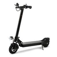 8 дюймов электрический скутер 2 доска на колесиках складной электрический скейтборд мощный диапазон возможности с самокат с сидением