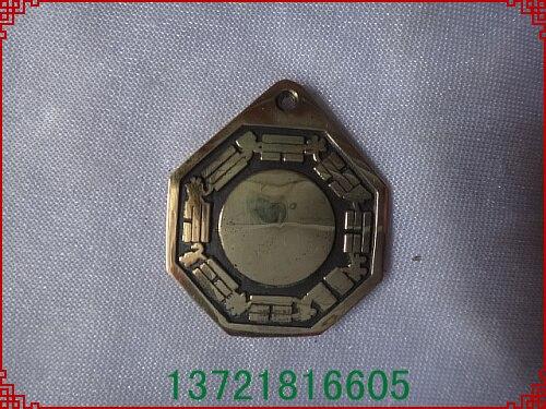 Antique bronze mirror gossip and feng shui supplies yazai evil May de Ville Hotel 255 free delivery