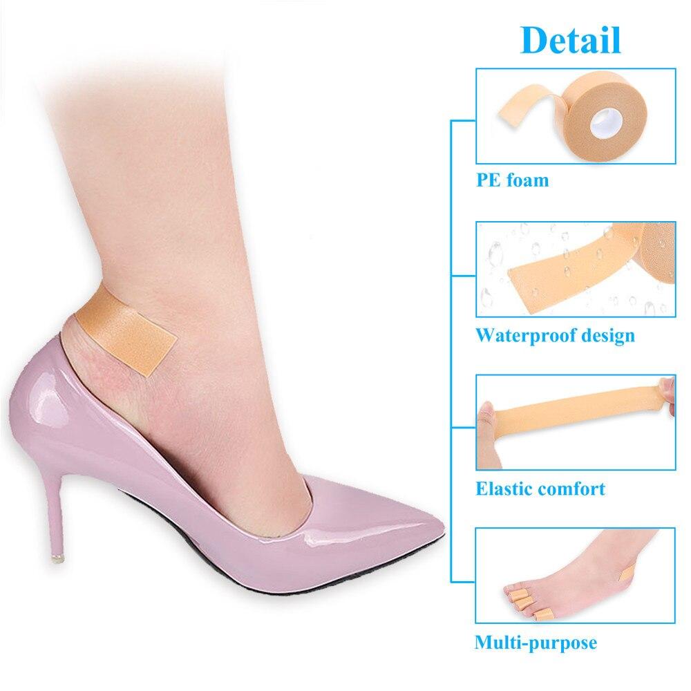 High-heel Sticker Foot Waterproof Foam Tape Wear-resistant Comfort Shoes Patch
