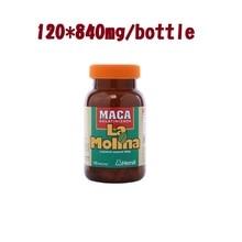 Maca pills health supplements 120*840mg/bottle