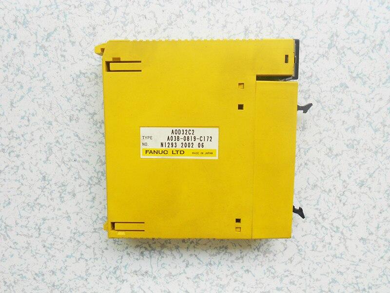 FANUC OUTPUT MODULE A03B-0819-C172 for cnc controller I/O boardFANUC OUTPUT MODULE A03B-0819-C172 for cnc controller I/O board