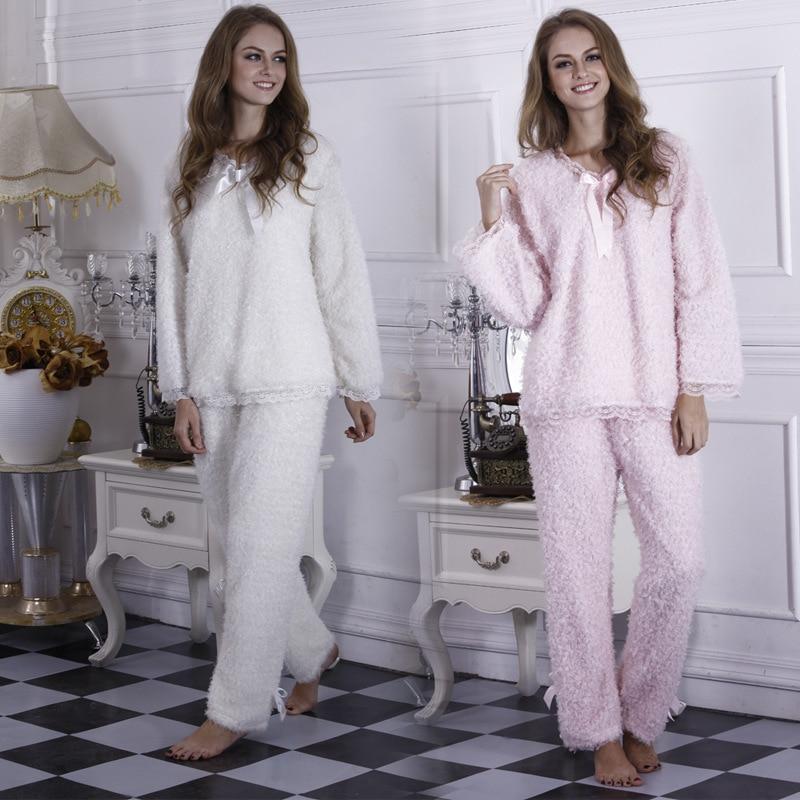 Popular White Flannel Pajamas-Buy Cheap White Flannel Pajamas lots ...
