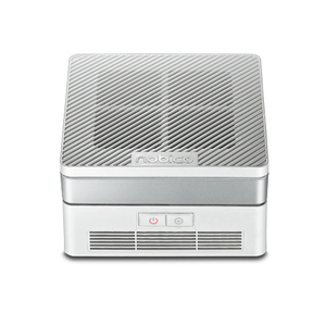6 Layer Filter Home and Car Air Purifier Ionizer Negative Ion Generator True HEPA Filter Aroma Ionic Air Cleaner Medical UV Lamp(China)