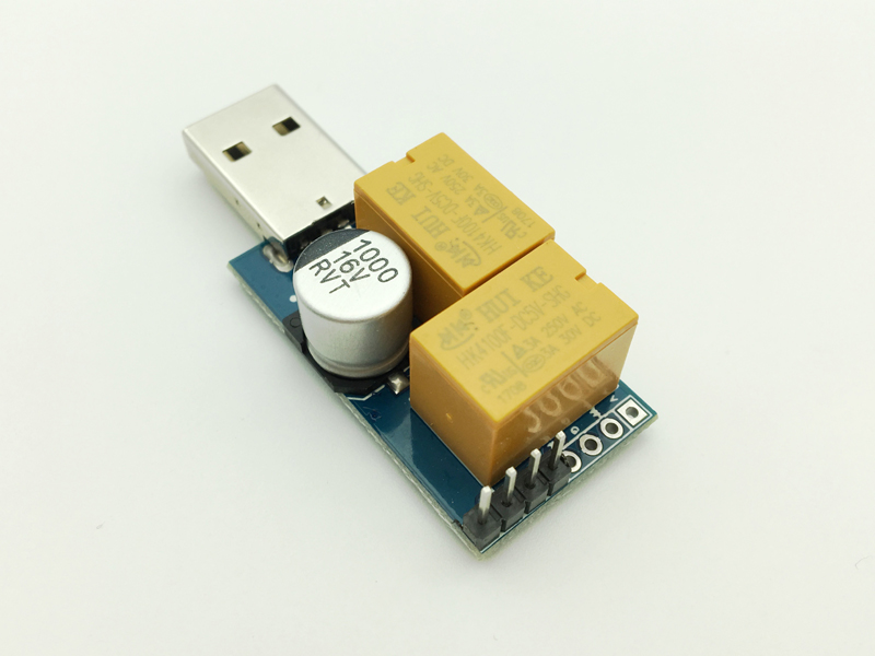 USB Watchdog Timer Card Module Automatic Restart IP Electronic Watch dog 2 Timer Reboot Lan For Mining Gaming Computer PC 2