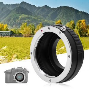 Image 4 - Metalu instrukcja adapter obiektywu pierścień dla Minolta soczewki af, aby pasował do M4/3 do montażu kamery dla Olympus E P1 E P2 dla G1 GF1 obiektyw