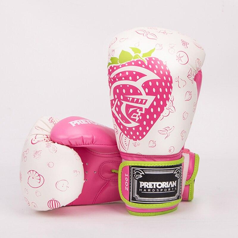 10OZ 12OZ Pretorian Boxningshandskar Muay Thai MMA Fitness Jujitsu - Sportkläder och accessoarer - Foto 3
