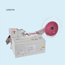 Nowa QD-916 automatyczna maszyna do cięcia taśmy klejącej taśma elektryczna maszyna do cięcia rur 220V 90W 100 ~ 120 sztuk/min 1-99999mm