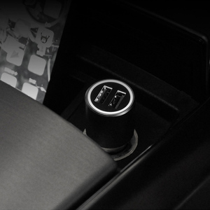 Image 5 - Xiaomi Auto Ladegerät Original QC 3,0 Dual USB Quick Charge Max 5V 3A 36w Für iPhone Samsung Huawei oppo vivo USB C Auto Ladegerät PD