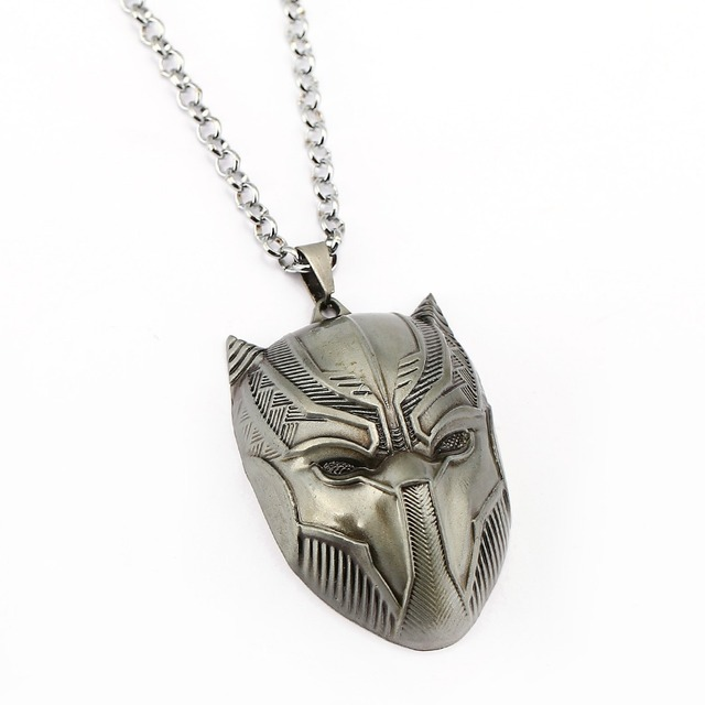 ca collectibles black necklace games panther toys pendant ebgames