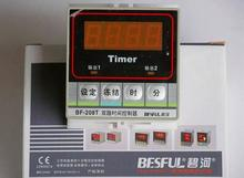 цены FREE SHIPPING 100% NEW and original BF-208T Dual Time Controller Timer Microcomputer Time Control Sensor