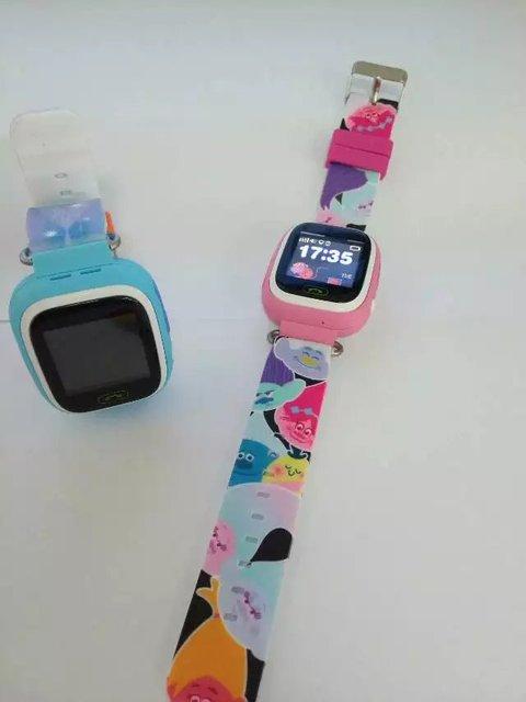 Fabricante de relógio de pulso da criança bebê chamada localização gps rastreador anti perdido smart watch crianças