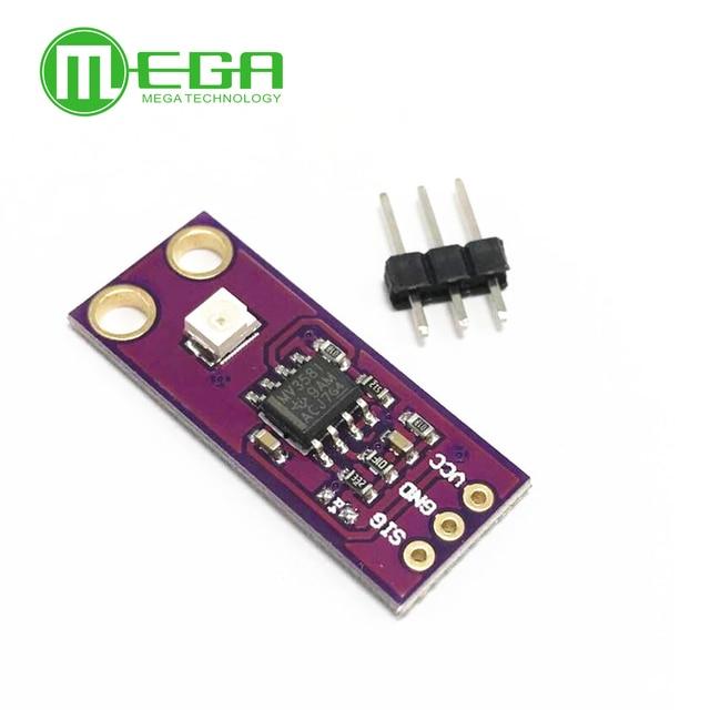10Pcs GUVA S12SD Uv Detection Sensor Module S12SD Lichtsensor Diy Kit Elektronische Pcb Board Module 240nm 370nm Voor Arduino