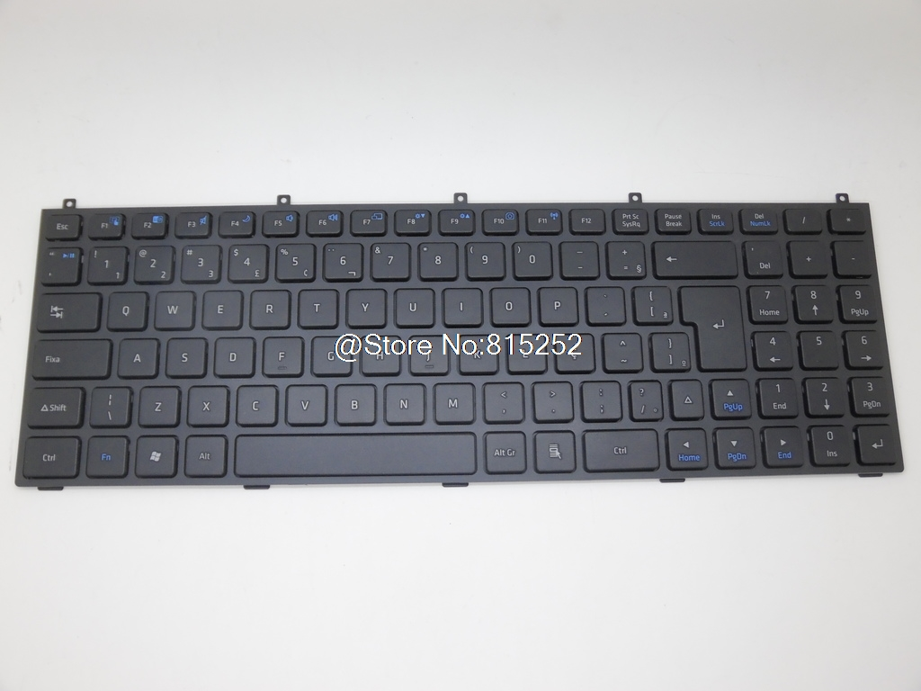 Laptop Keyboard For Gigabyte Q1500M Q1532M Q1532N Q1532P Q1542C Q1700C Q1732N Q1742F Q1742N Brazil BR France FR Portugal PO fellowes l80 a4 ламинатор