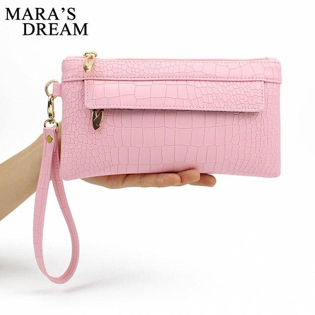 Mara's Dream Candy Color PU Leather Women Bag Day Clutches Women Envelope Bag Clutch Evening Bag Female Handbag Wristlets Bags 3