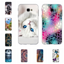 For Samsung Galaxy J4 Plus J415F J415FN Case TPU Prime Cover Cartoon Patterned Shell
