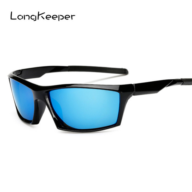3ef8fc840f LongKeeper Polarized Goggles for Sports Cycling Sunglasses Men Women Biking Sun  Glasses Eyeglasses Driving Eyewares 1005