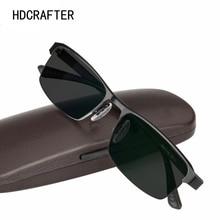 HDCRAFTER チタン合金フォトクロミック用老眼鏡遠視老眼ジオプターと老眼メガネサングラス