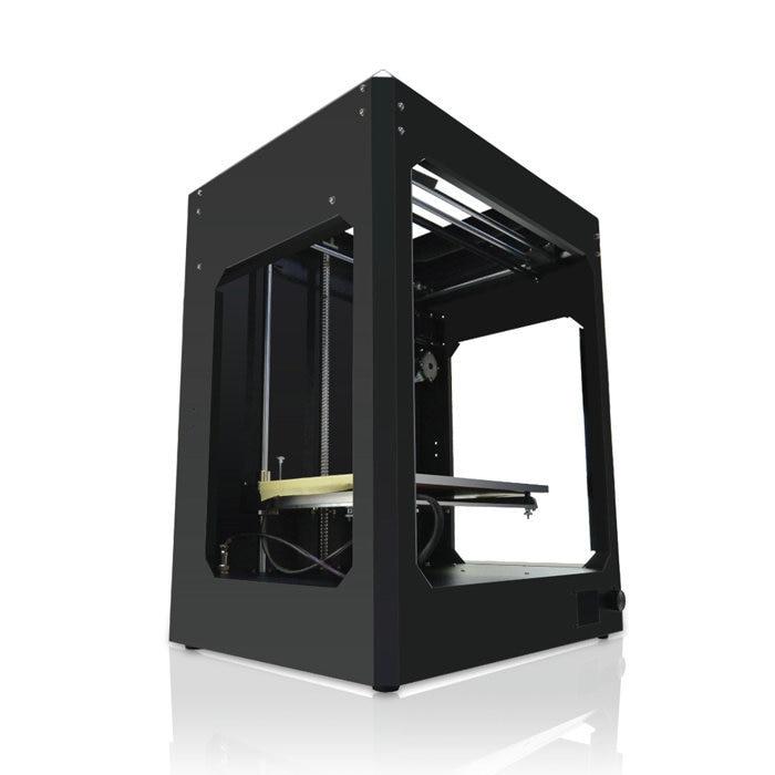 aliexpresscom buy big size 3d printer metal frame printer 3d 300200360mm print size high precision 3dpcr5 3d printer machine with 1kg filament from