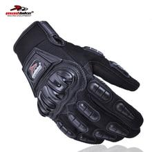 Motorräder moto handschuhe männer guantes motorradrennen luva couro motocicleta motor bike motocross handschuhe xl rot blau schwarz