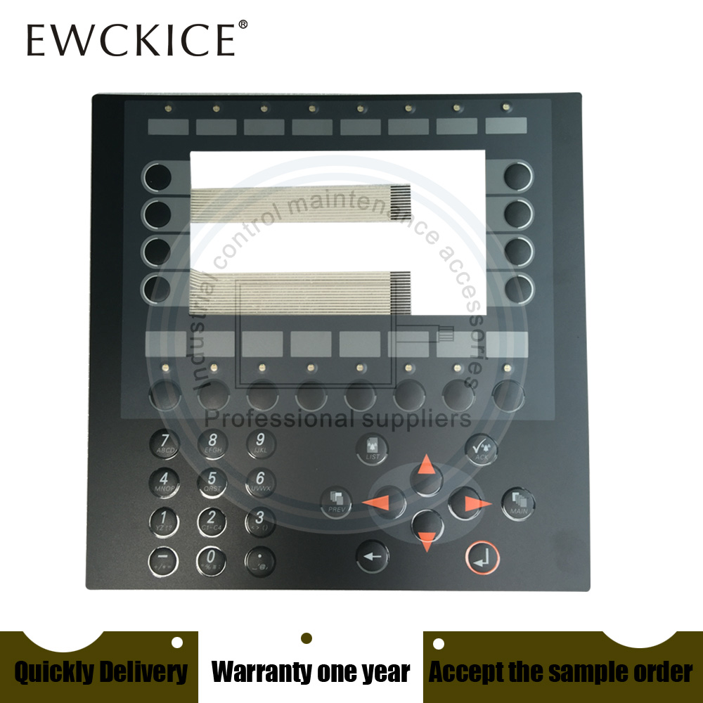 NEW Electronics AB Operator Interface E600 HMI PLC Membrane Switch keypad keyboard-in Industrial Computer & Accessories from Computer & Office