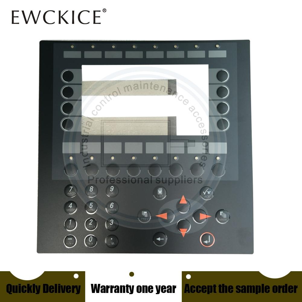 NEW Electronics AB Operator Interface E600 HMI PLC Membrane Switch keypad keyboard