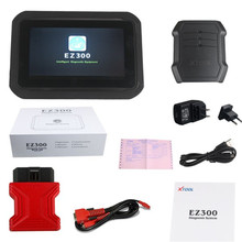 2016 Xtool EZ300 EZ 300 4 System Diagnosis Tool for Engine ABS SRS TPMS and Oil Light Reset Function 2 Years Warranty