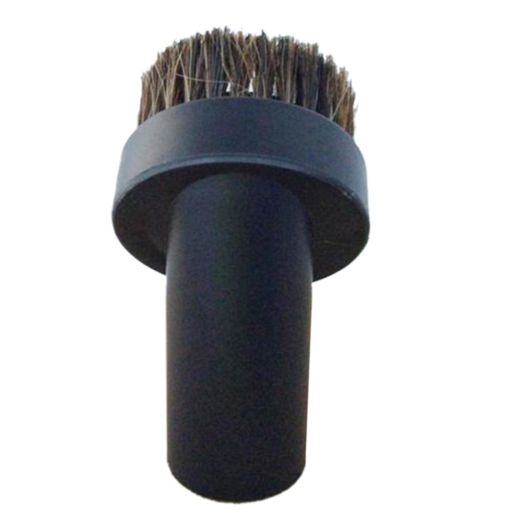 Round Bristle Vacuum Cleaner Dust Brush