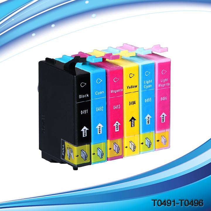 US $11 89 15% OFF XIMO Value pack, 2BK with 2 sets of Compatible Cartridges  for R210 R230 R310 R350 RX510 RX630 RX650 etc -in Ink Cartridges from