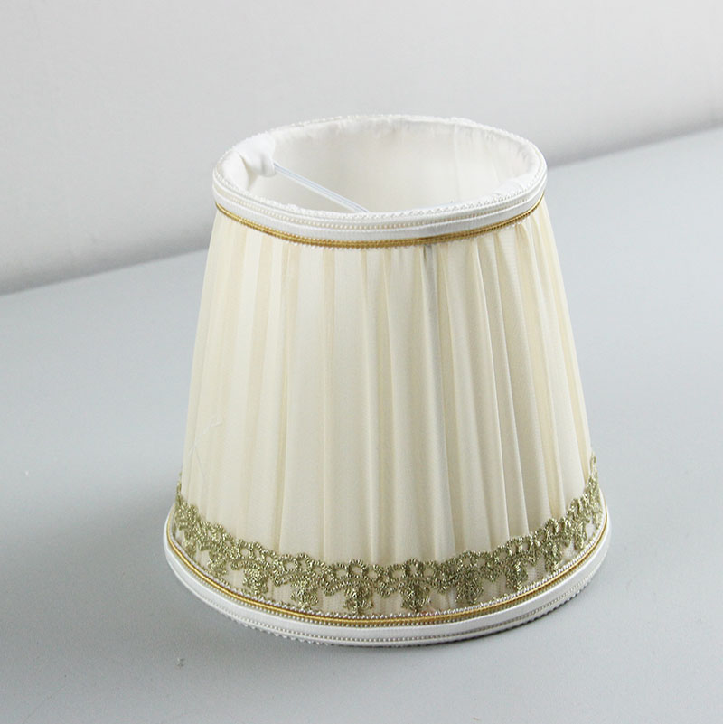 New!!! cottage style lamp shades, mini lampshade, Clip on ...